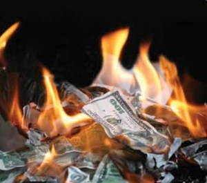 burning-money